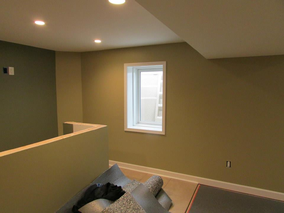 Basement Remodeling Michigan gallery - ortonville roofing projects